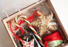 Вкусные корпоративные подарки