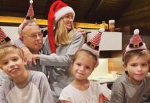 Перминова на оленях, Дакота в слезах: как звезды отметили Новый год