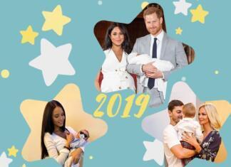 Звезды, ставшие родителями в 2019 году: Маркл, Кардашьян, Решетова, Порошина и другие