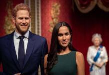 Неожиданно: музей мадам Тюссо в Лондоне убрал восковые копии Меган Маркл и принца Гарри после их заявления