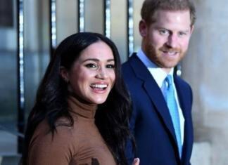 До оглашения решения об автономности Меган Маркл и принц Гарри посетили кухню Гренфелл в Лондоне: подробности