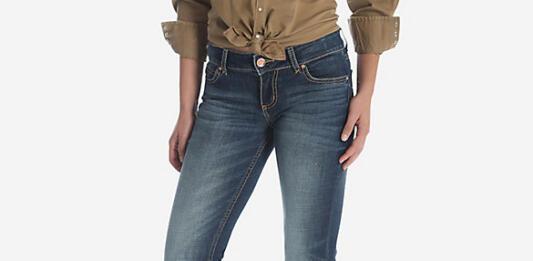 Как выбирать женские джинсы?