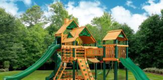Как купить детскую площадку