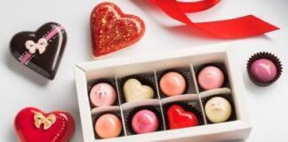 Лучший подарок на 8 марта шоколадные конфеты