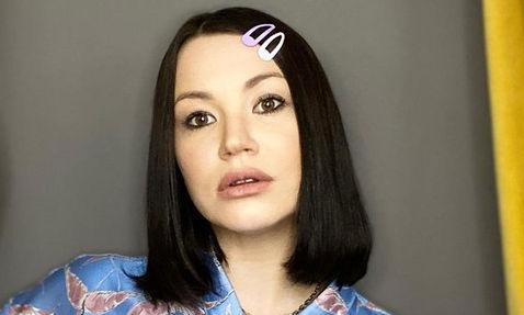 Психанула: Ида Галич остригла волосы и стала блондинкой
